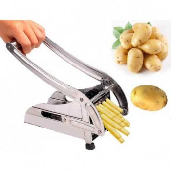 New Stainless Steel Potato Chipper